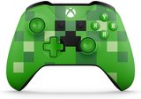 Xbox One Wireless Controller - Minecraft Creeper (with Bluetooth) for Xbox One