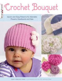 Crochet Bouquet by Cony Larsen