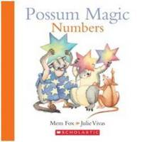 Possum Magic: Numbers by Mem Fox