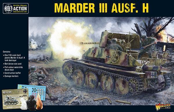 Bolt Action Marder III