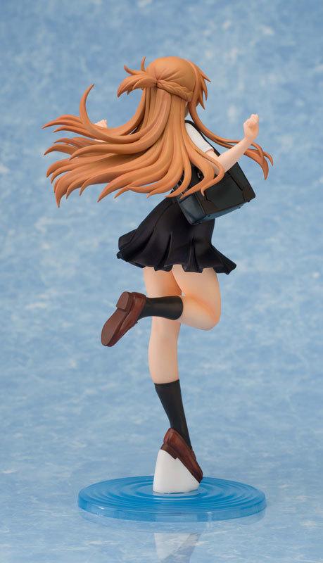 Sword Art Online: 1/7 Asuna Yuuki (Summer School Uniform Ver.) - PVC Figure image