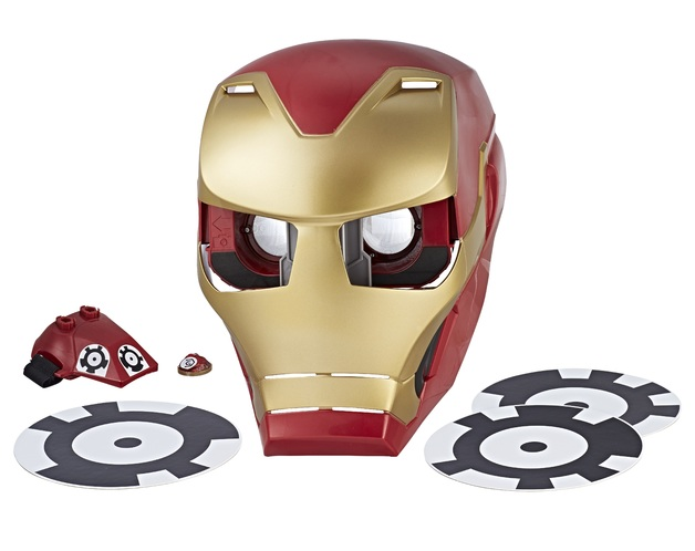 Avengers Infinity War: Hero Vision - Iron Man AR Mask