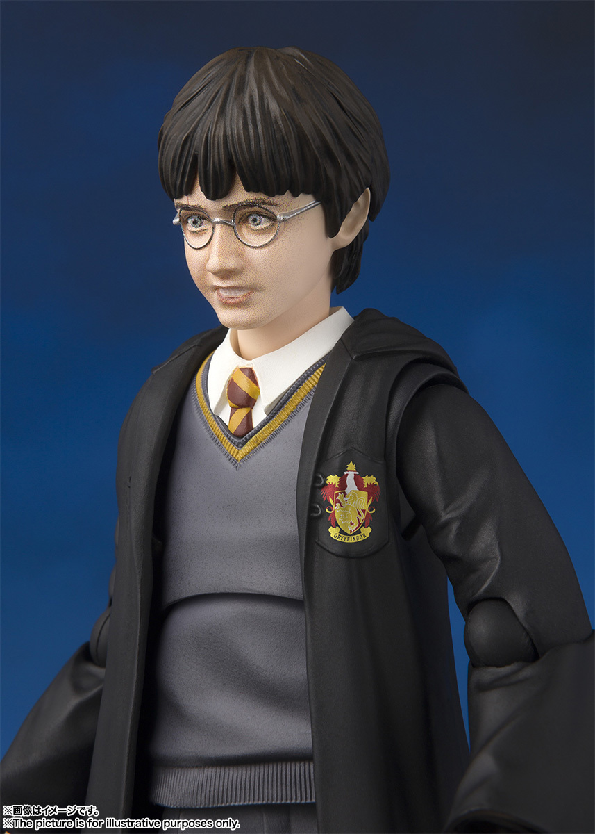 S.H.Figuarts Harry Potter (Harry Potter and the Philosopher's Stone) image