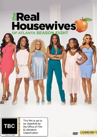 The Real Housewives Of Atlanta: Season Eight on DVD