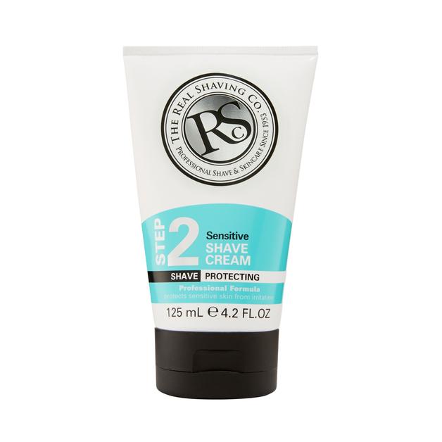 Real Shaving Co.: Sensitive Shave Cream (125ml)