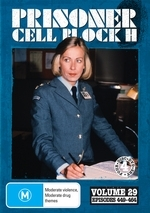 Prisoner - Cell Block H: Vol. 29 - Episodes 449-464 (4 Disc Set) on DVD