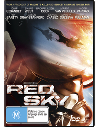 Red Sky on DVD