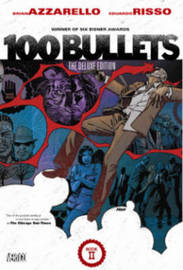 100 Bullets Book Two by Brian Azzarello