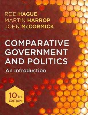 Comparative Government and Politics by Rod Hague image