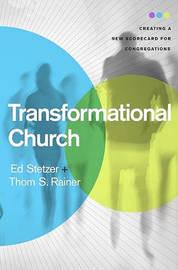 Transformational Church by Ed Stetzer