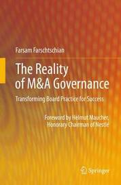 The Reality of M&A Governance by Farsam Farschtschian