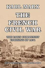 The Civil War in France by Karl Marx