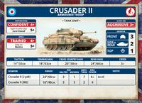 Flames of War: Crusader Armoured Troop image