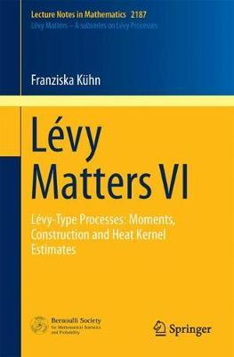 Levy Matters VI by Franziska Kuhn