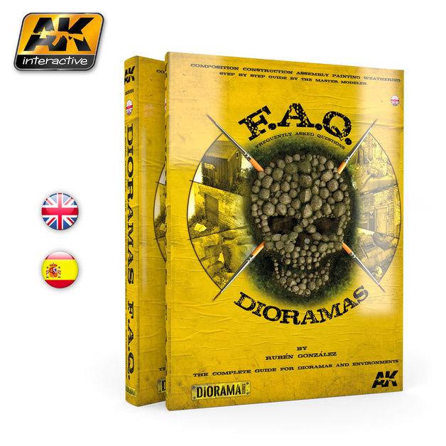 AK Interactive FAQ Diorama