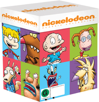 Classic Nickelodeon Collection on DVD