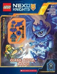 LEGO Nexo Knights: Clash, Boom, Bang! with Minifigure