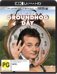 Groundhog Day on UHD Blu-ray