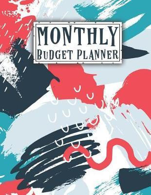 Monthly Budget Planner by Large Money Planners