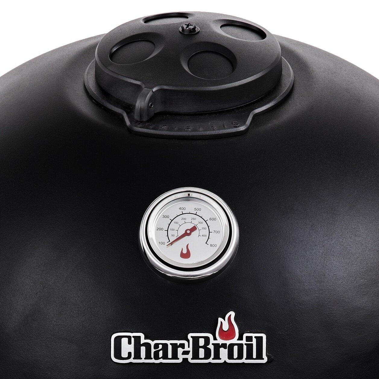 Char-Broil Kamander Charcoal BBQ Grill image