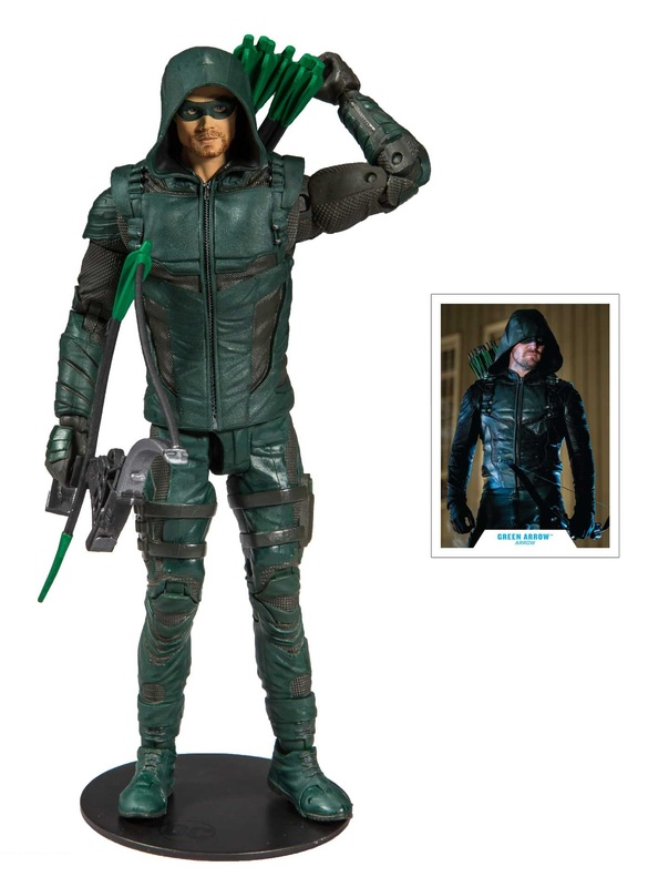 "DC Multiverse: Green Arrow (CW) - 7"" Action Figure"