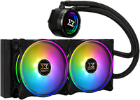 240mm Xigmatek Aurora 240 ARGB AIO CPU Cooler