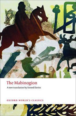 The Mabinogion image