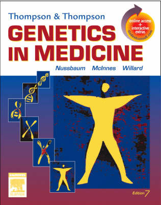 Thompson and Thompson Genetics in Medicine by Huntington F. Willard image