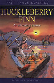 Huckleberry Finn by Mark Twain ) image