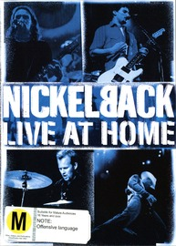 Nickelback - Live At Home on  image