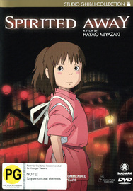 Spirited Away (Special Edition) on DVD