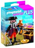 Playmobil: Special Plus - Pirate with Treasure (4783)