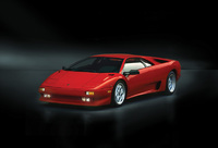 Italeri 1:24 Lamborghini Diablo Model Kit