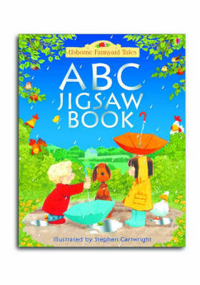 Farmyard Tales ABC Jigsaw Book