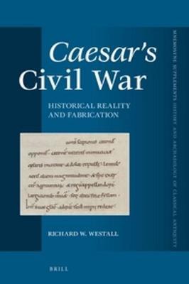 Caesar's <i>Civil War</i> by Richard Westall