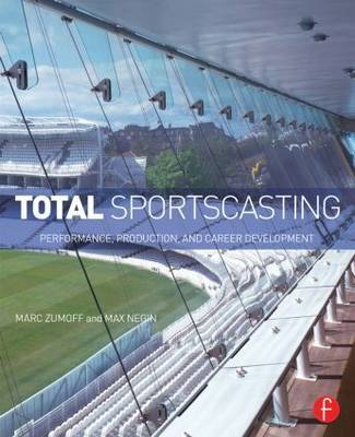 Total Sportscasting by Marc Zumoff image