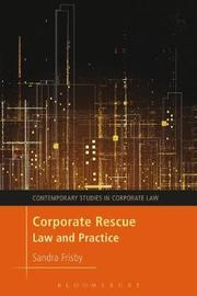 Corporate Rescue by Sandra Frisby image