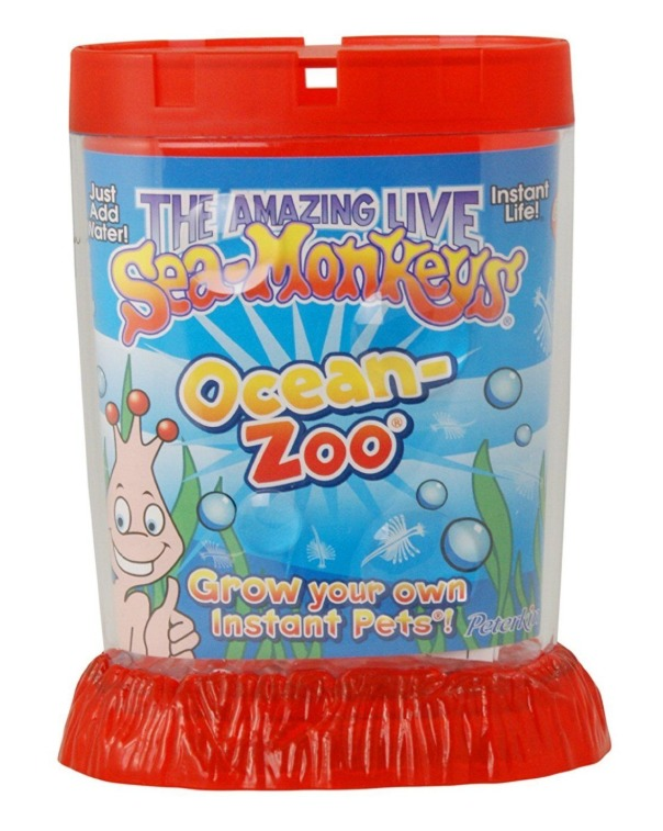 Sea Monkeys: Ocean Zoo Pack - (Assorted Colours)