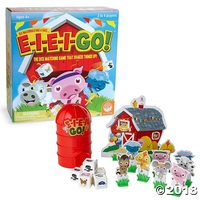E-I-E-I-GO! - The Dice Matching Game