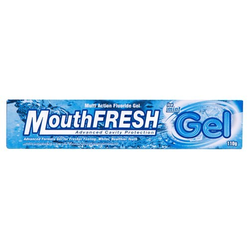 MouthFRESH Ice Mint GEL Toothpaste (110gm)