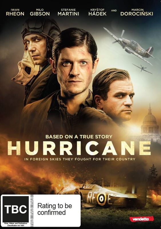 Hurricane on DVD