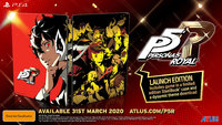 Persona 5 Royal Launch Edition for PS4 image