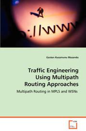 Traffic Engineering Using Multipath Routing Approaches by Gaston Kuzamunu Mazandu