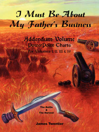 I Must be About My Father's Business by James A. Twentier image