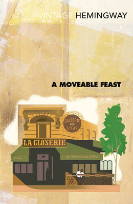 A Moveable Feast by Ernest Hemingway image
