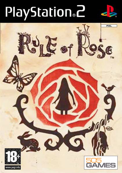 Rule of Rose for PlayStation 2