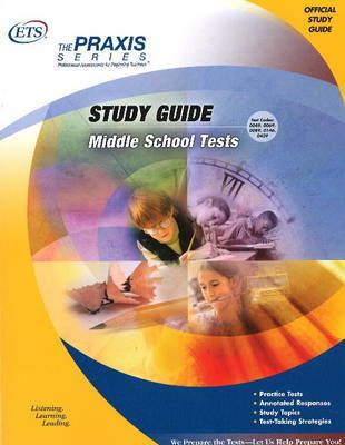 Middle School Tests by Educational Testing Service