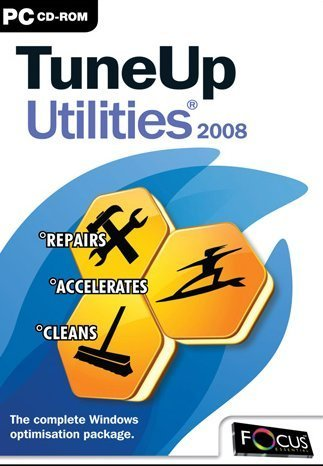 TuneUp Utilities 2008 for PC