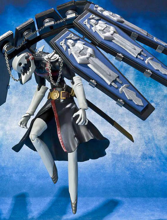 Persona 3 D Arts Action Figure Thanatos At Mighty Ape Nz