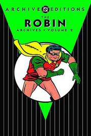 Robin Archives: Vol 02 image